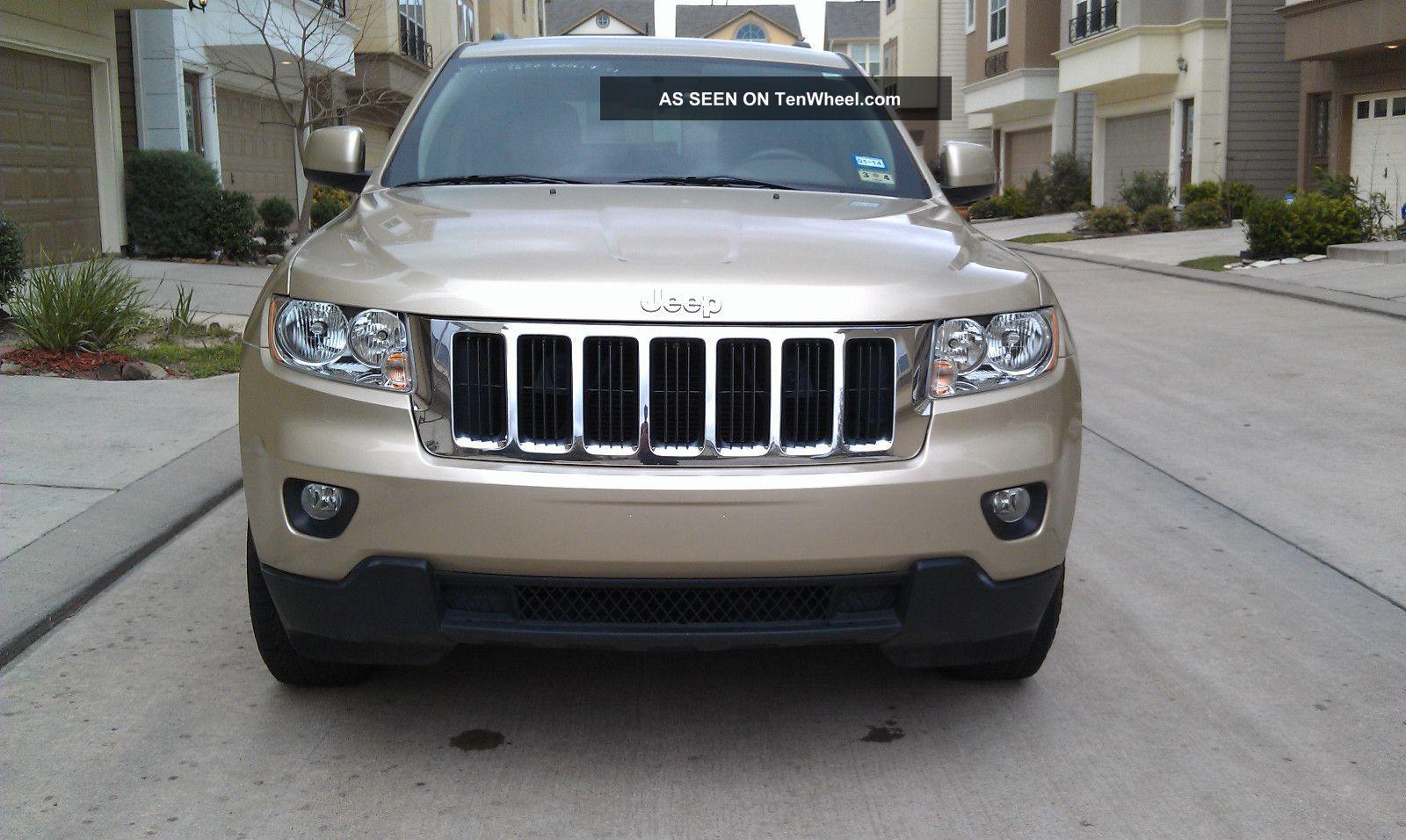 2011 Jeep Grand Cherokee Laredo Sport Utility 4 - Door 3.  6l Grand Cherokee photo