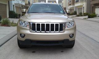 2011 Jeep Grand Cherokee Laredo Sport Utility 4 - Door 3.  6l photo