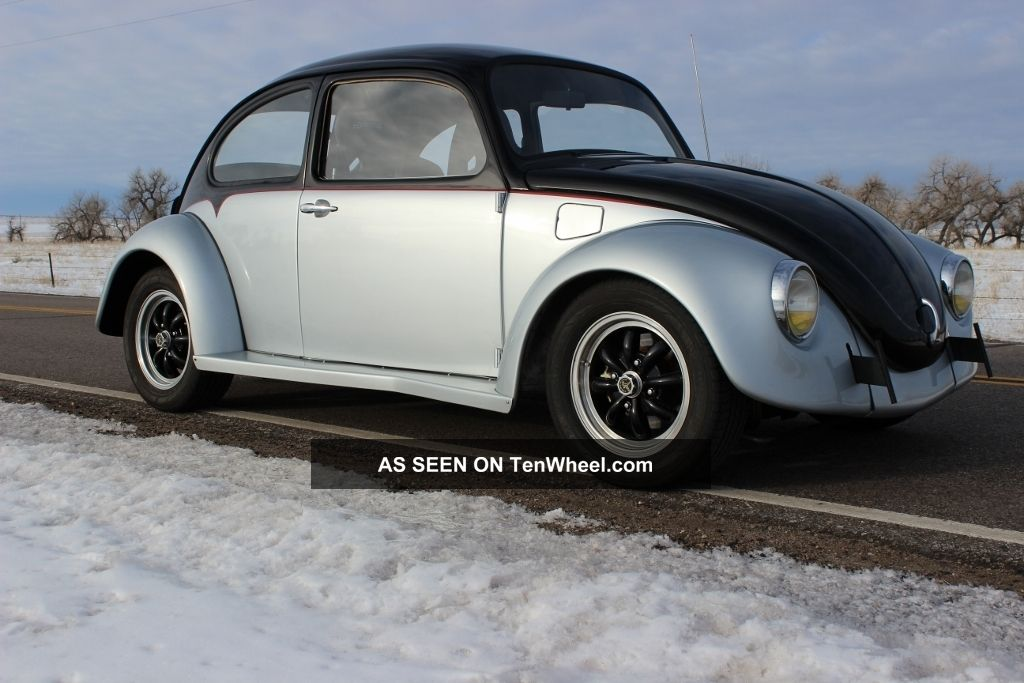 1969 Vw Bug With 2275 Motor