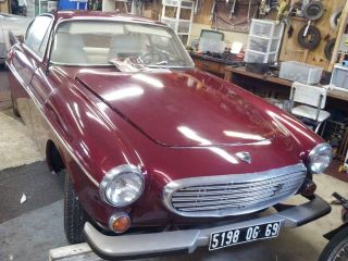 1969 Volvo P1800s Coupe photo