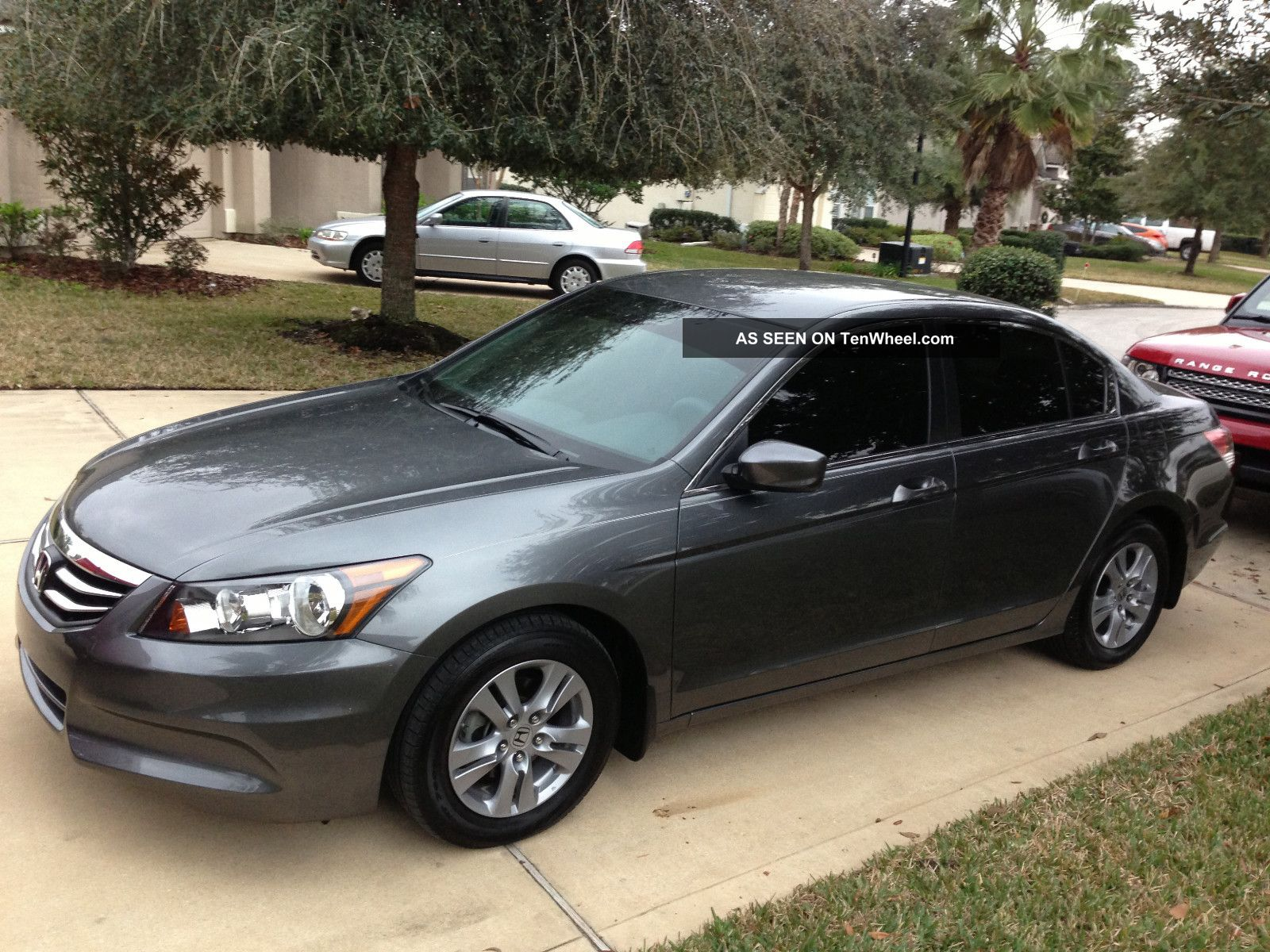 2011 Honda Accord Se Sedan 4 Door 2 4l