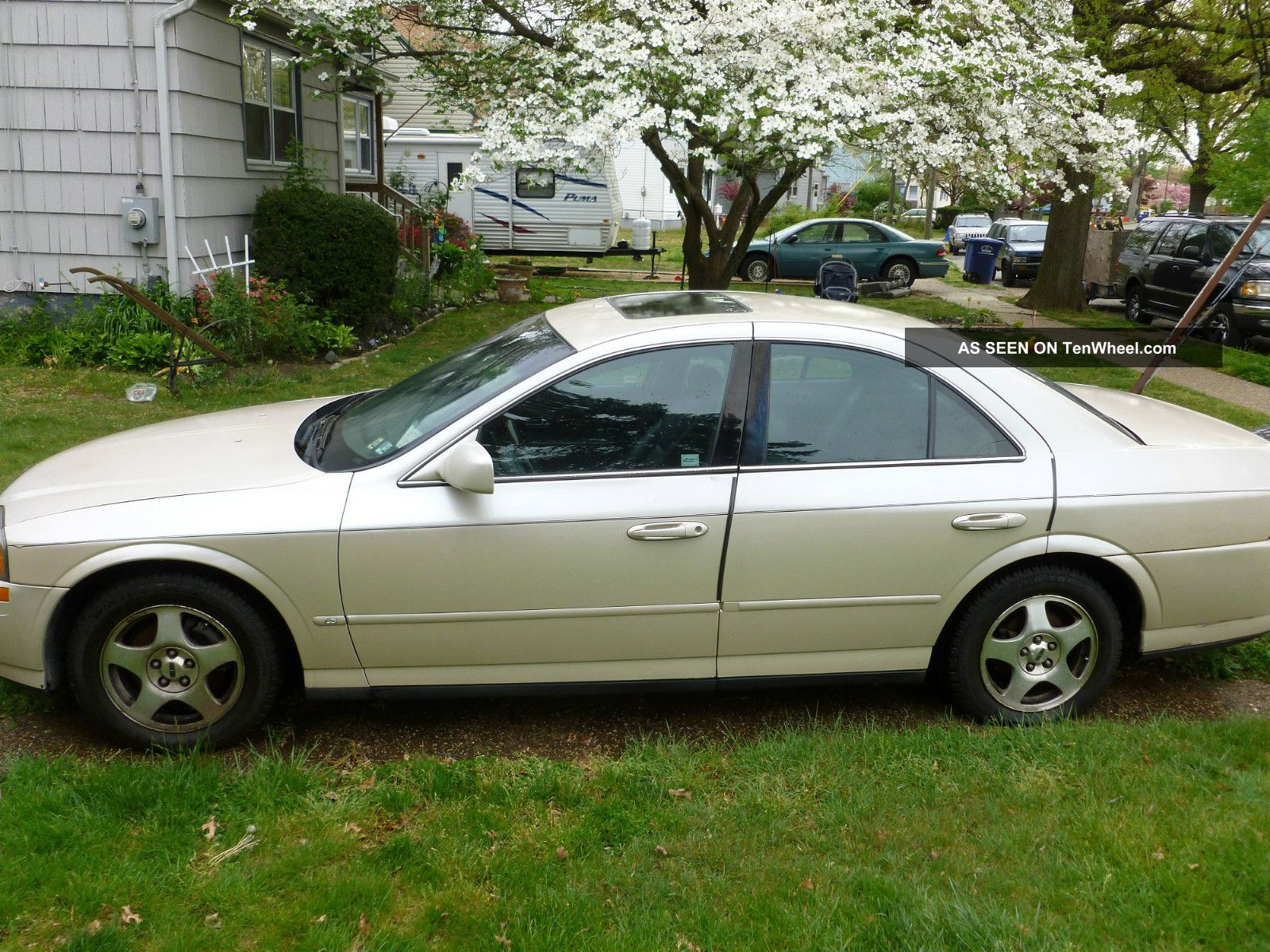 2001 Lincoln Ls Loaded All Extras LS photo