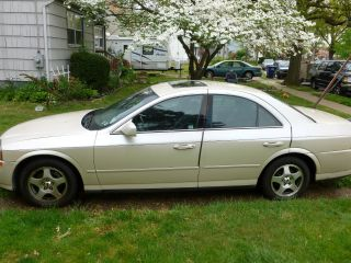 2001 Lincoln Ls Loaded All Extras photo