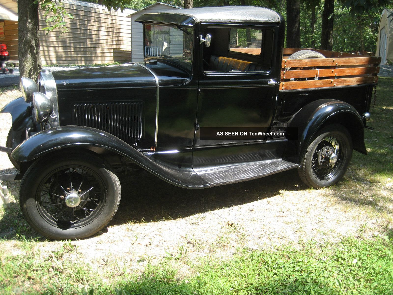 1930 ford model a truck. Black Bedroom Furniture Sets. Home Design Ideas