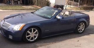 2005 Cadillac Xlr Base Convertible 2 - Door 4.  6l photo