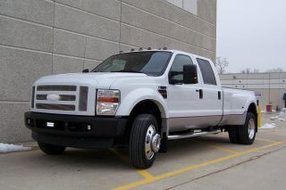 2008 Ford F - 450 Duty Lariat 4x4 Loaded Lots Of Extras photo