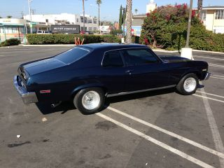 1973 Chevrolet Nova Ss Hatchback 2 - Door 5.  7l photo