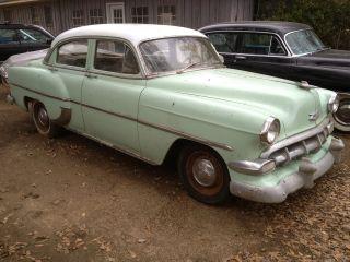 1954 Chevrolet Model 210 Barn Find photo