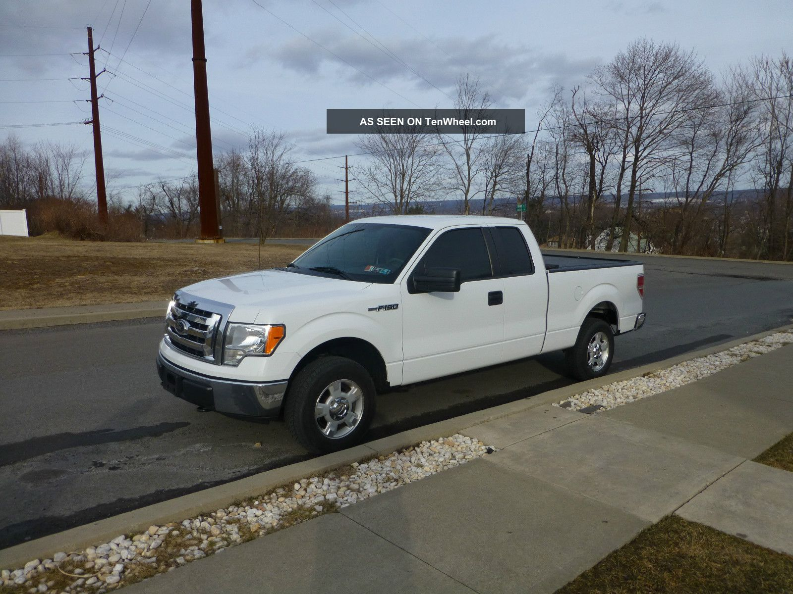 Ford f 150 extended cab trucks submited images pic2fly