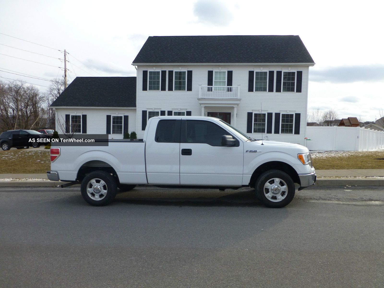2009 ford f 150 xlt extended cab pickup 4 door 5 4l. Black Bedroom Furniture Sets. Home Design Ideas