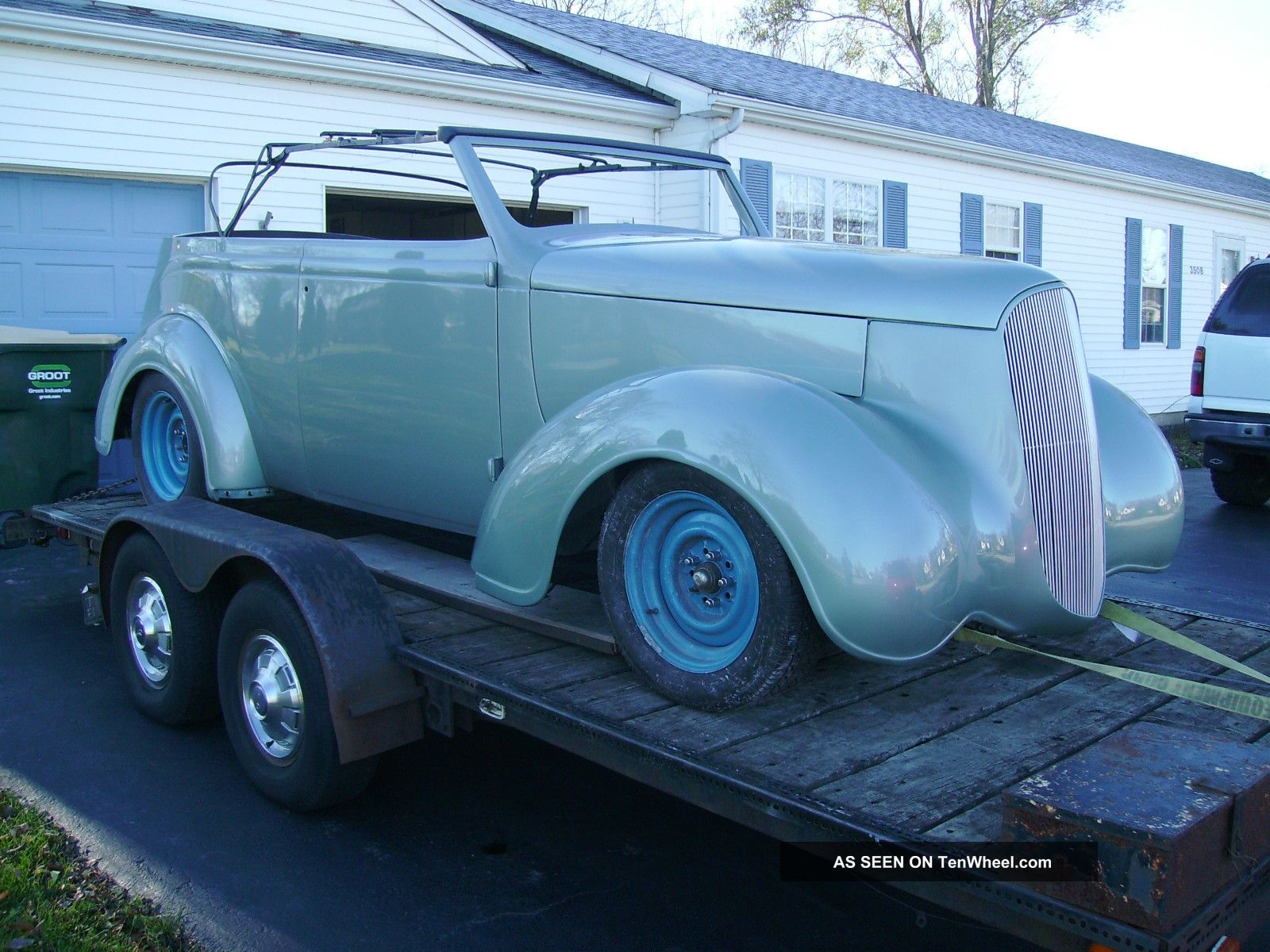 1937 Plymouth Custom Convertable Other photo