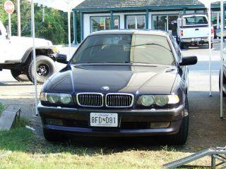 2001 Bmw 740il Base Sedan 4 - Door 4.  4l Make Offer, photo