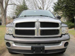 Dodge Ram Quad Cab 2003 4x4 Minor Water Damage photo