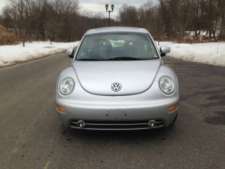 2000 Volkswagen Beetle Glx Hatchback 2 - Door 1.  8l photo