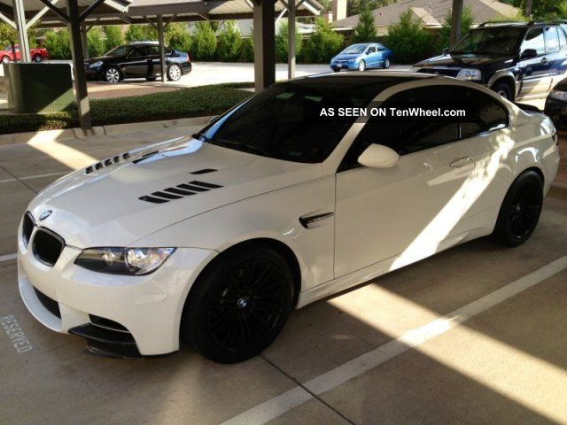 2011 Bmw M3 Base Coupe With Lots Of Mods