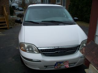 2000 Ford Windstar Se Mini Pass Van 4 - Door 3.  8l Converted Rhd For Mail Delivery photo