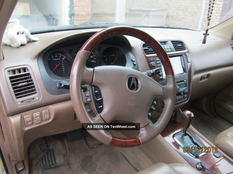 2003 Acura Mdx Tech Awd Navi Rear Camera Dvd Primum Pckg