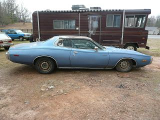 1973 Dodge Charger Se Brougham photo