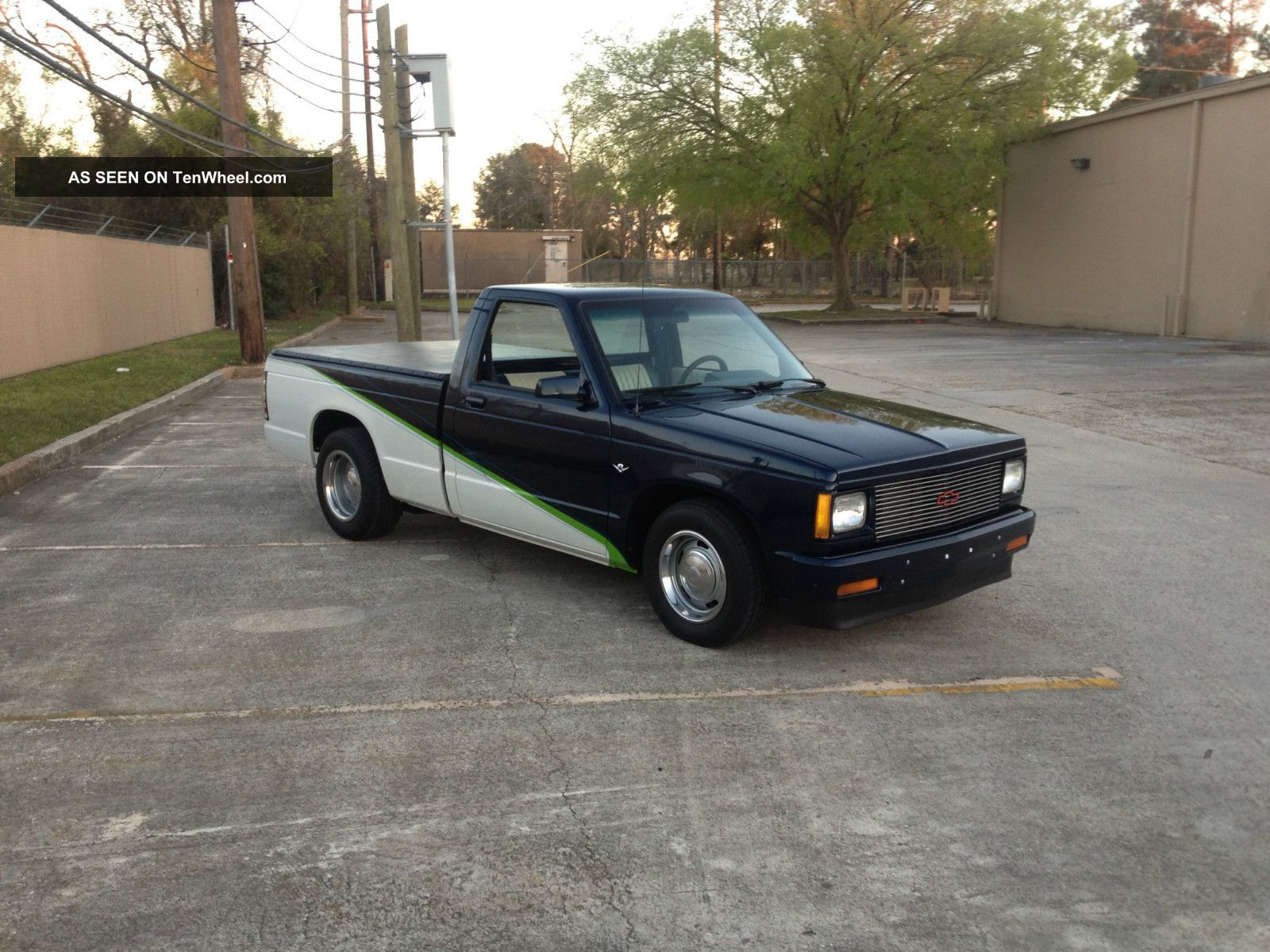S10 pick up for sale additionally 1983 chevy el camino on s10 body