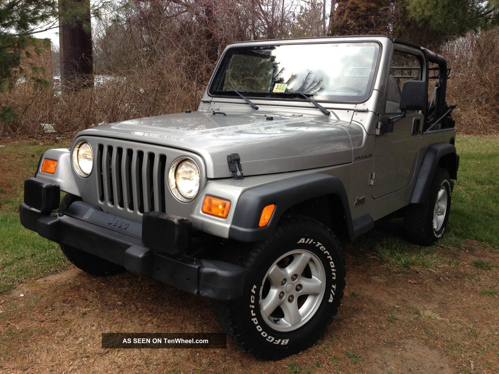 jeep wrangler se sport manual transmission wd va