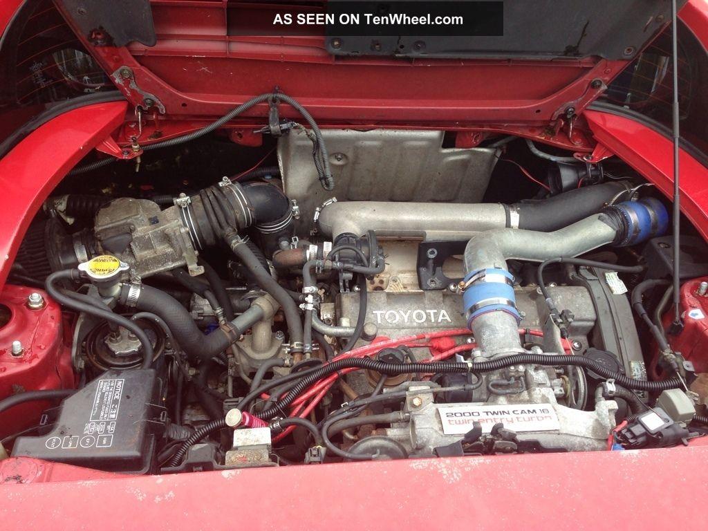 1991 Toyota Mr2 Turbo Coupe 2
