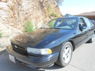1994 Chevy Impala Ss Bought From Owner photo