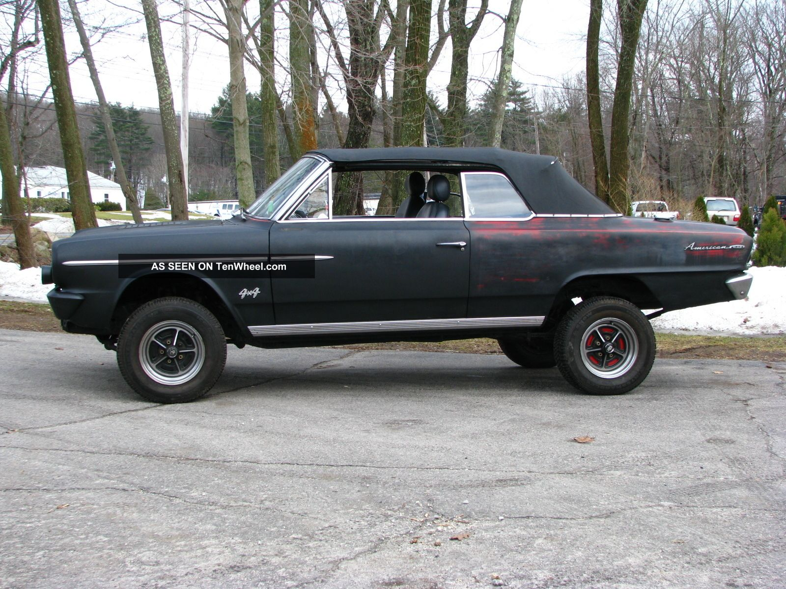1964 Rambler American 440 Convertible 4x4 S10 Hot Rod