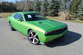 "2011 Dodge Challenger Srt8 ""green With Envy"" photo"