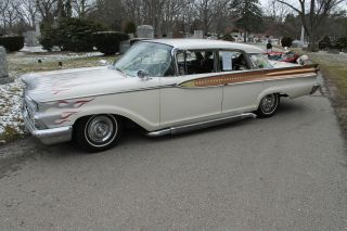 "1959 Mercury Monterey ""bone Collector"" photo"
