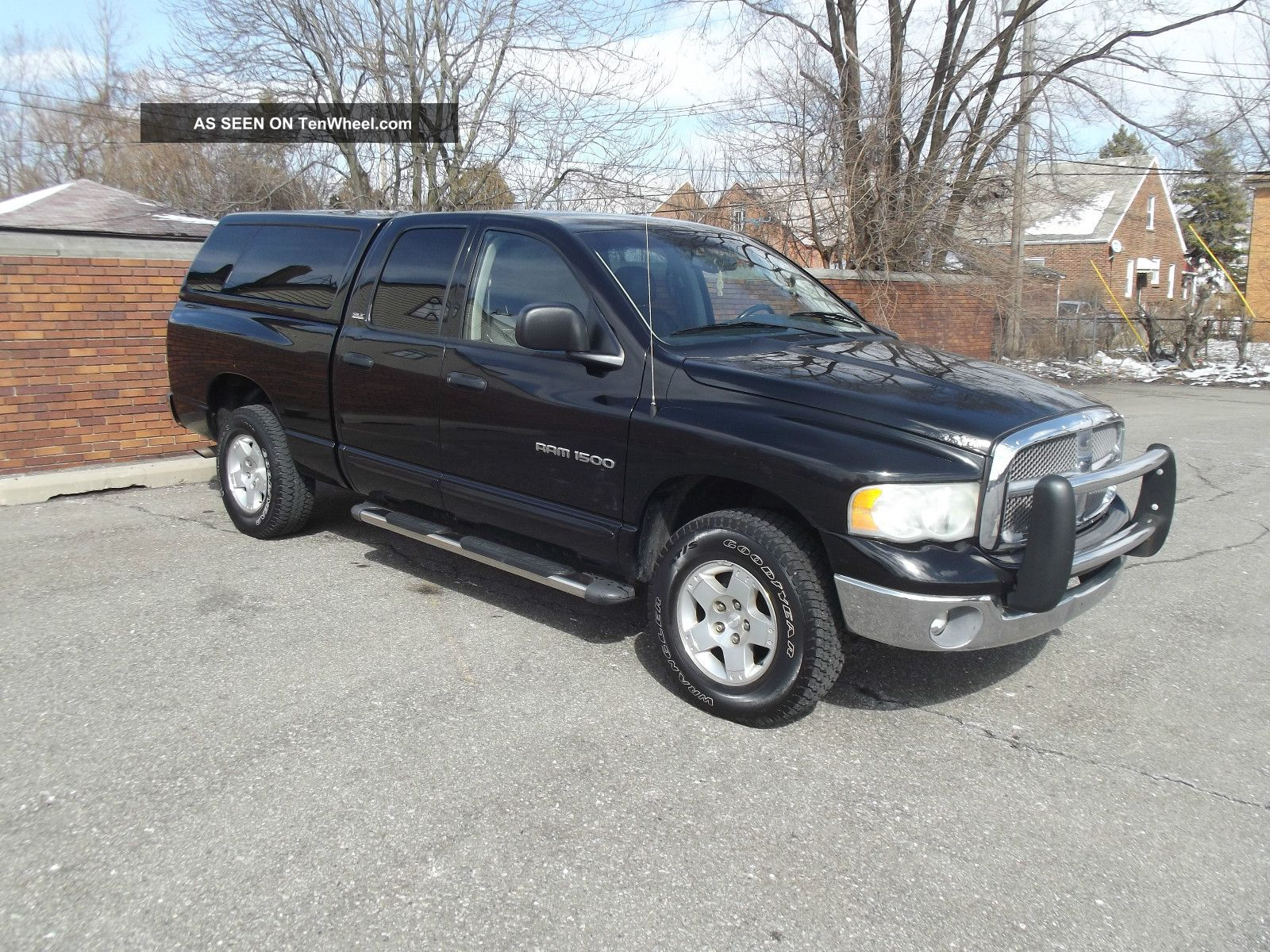 2002 dodge ram 1500 slt crew cab 4x4 5 9l v8. Black Bedroom Furniture Sets. Home Design Ideas