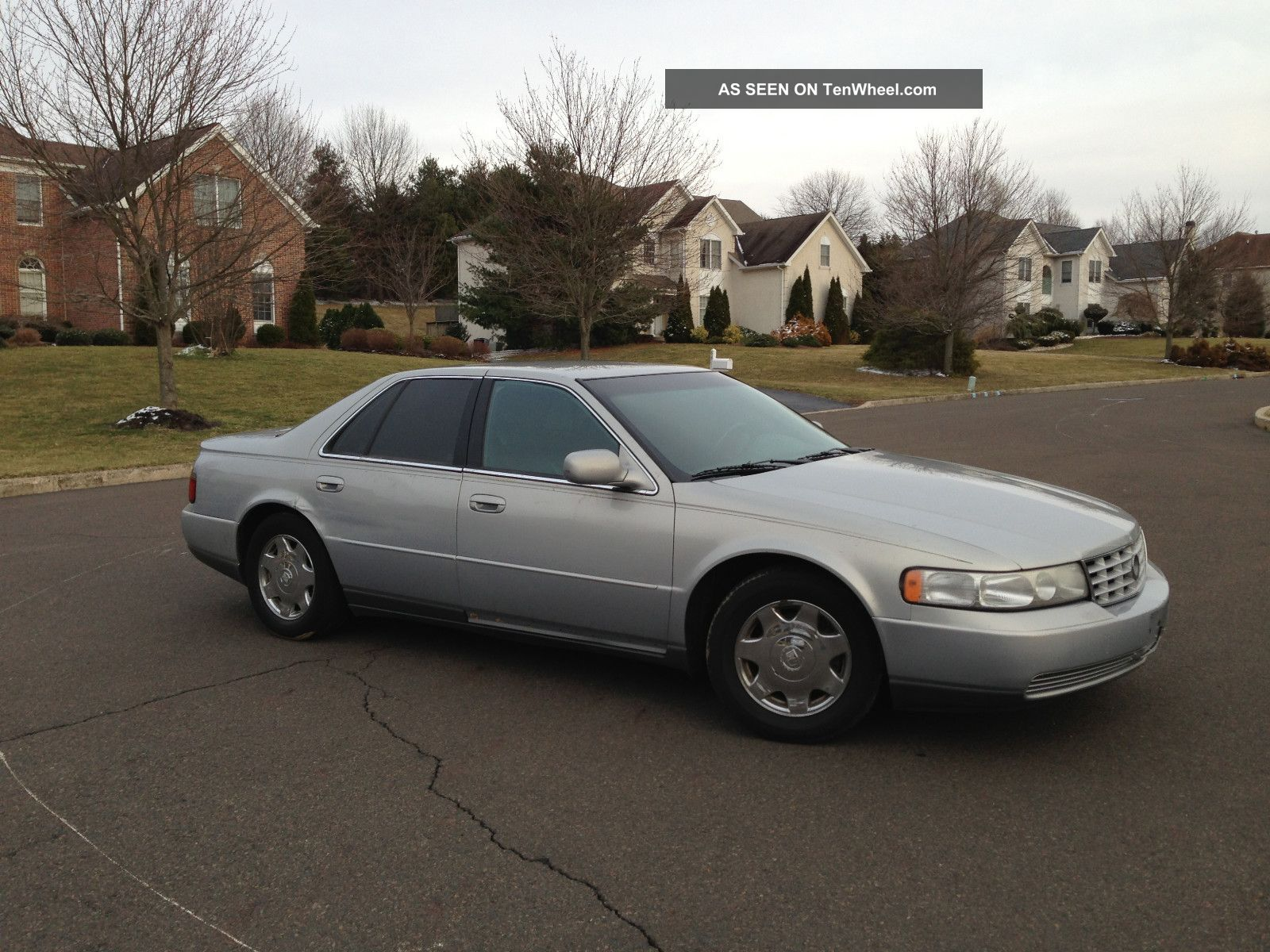 1998 Cadillac Seville Sls Sedan 4 Door 4 6l