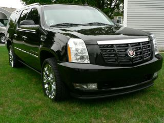 2008 Cadillac Escalade Platinum photo