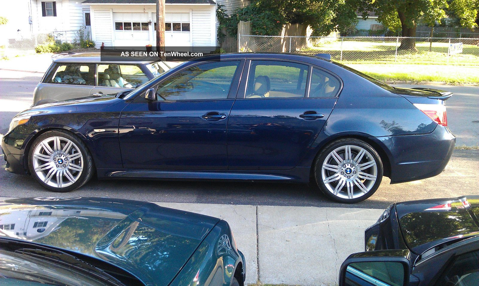 BMW Convertible » Bmw 545i Touring - BMW Car Pictures, All Types All ...