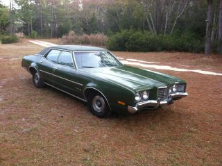 1972 Mercury Montego photo