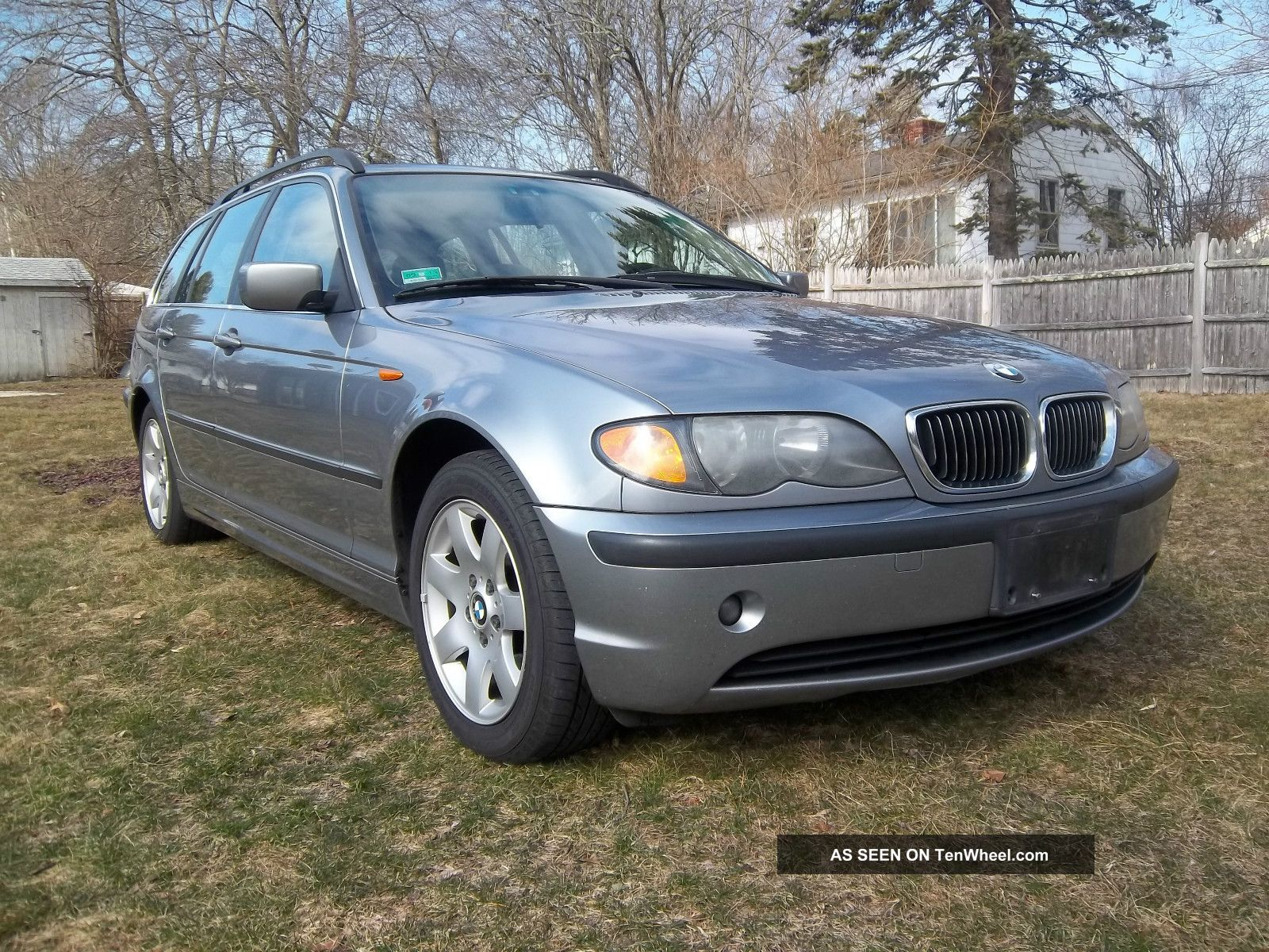 2003 Bmw 325xi Wagon 2.  5l 5 Speed Must Drive 3-Series photo