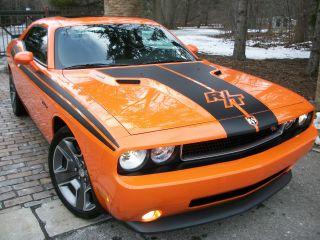 2012 Challenger R / T. .  5.  7 L Hemi / / Heatd / Rare Competition / Rebuil photo