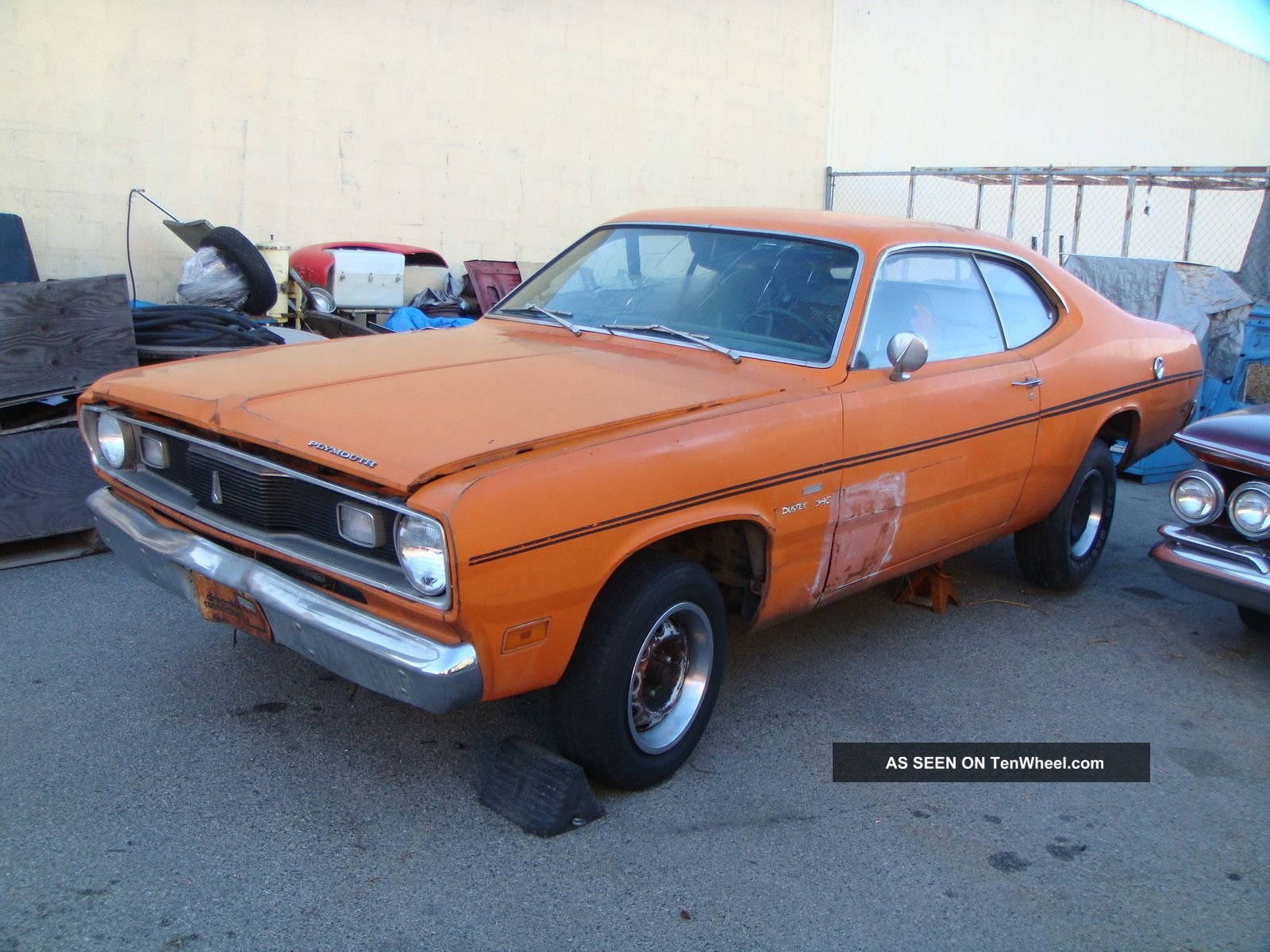 1970 Plymouth Duster H Code 340 Duster photo