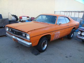 1970 Plymouth Duster H Code 340 photo