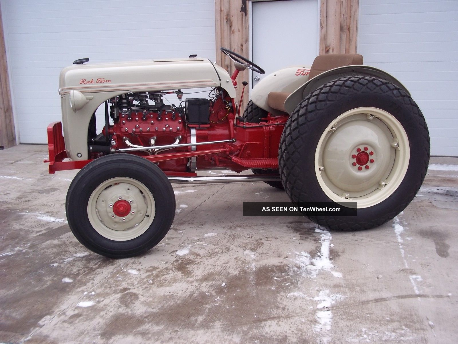 1952 Ford 8n Tractor Must Take A Look