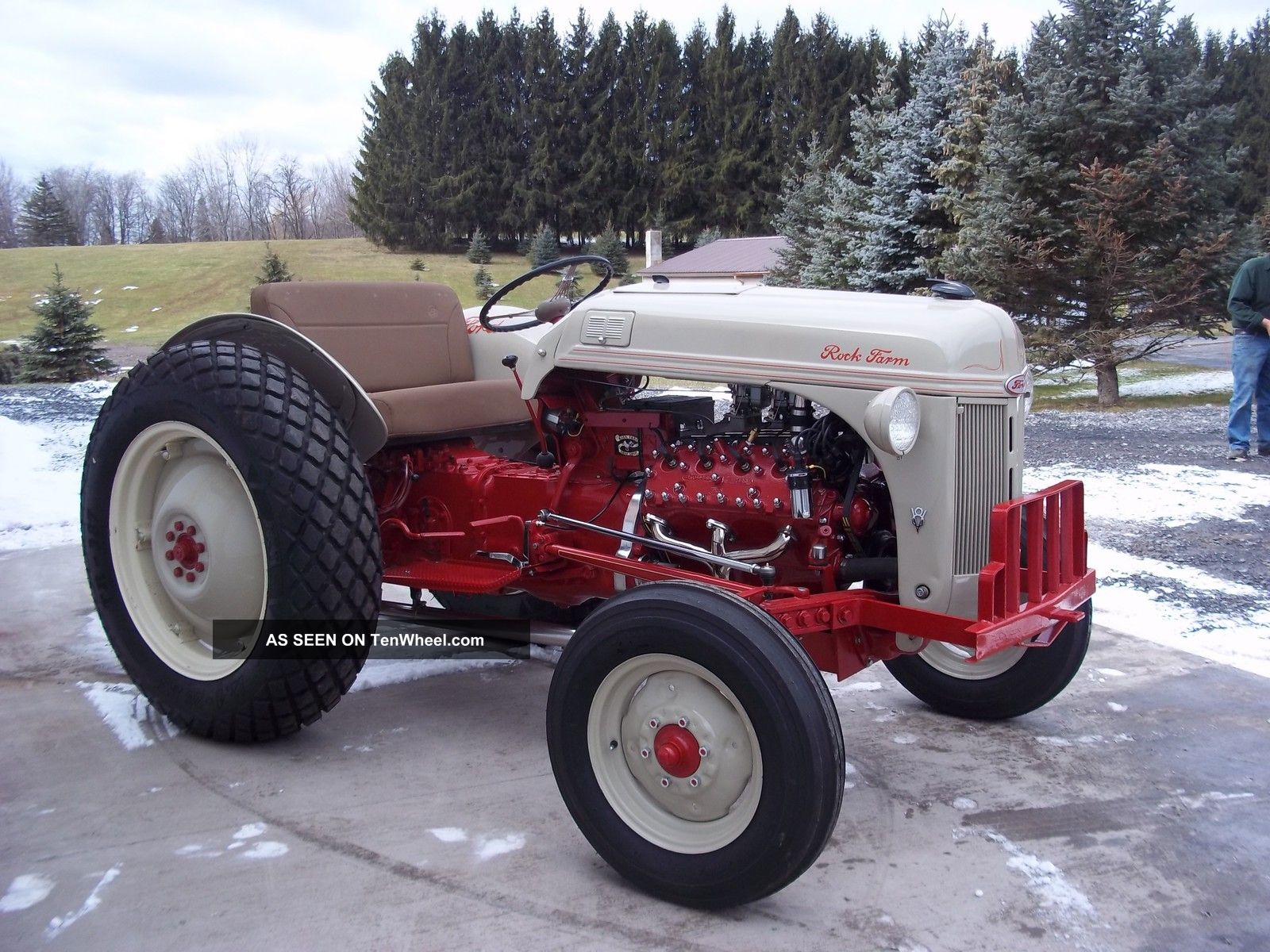 8n Tractor Specifications : Ford n tractor must take a look
