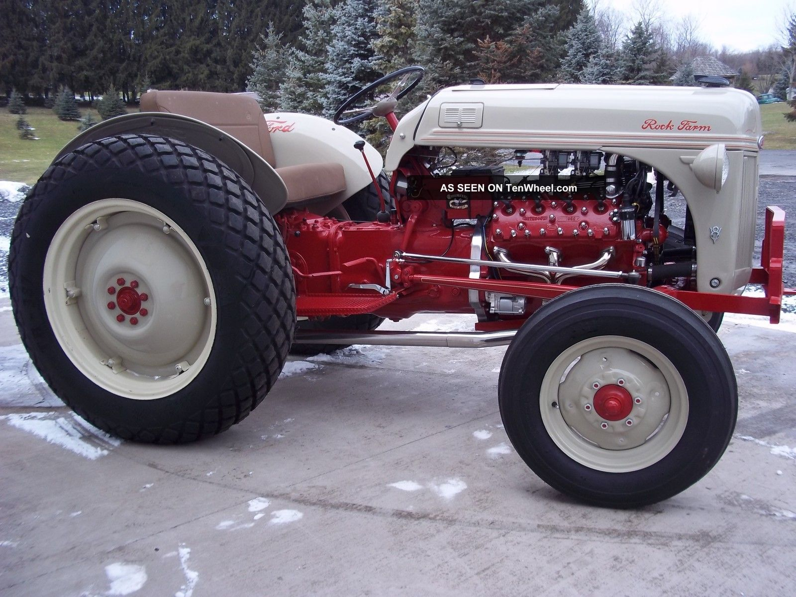 Ford 8n Tractor Dimensions : Ford n tractor must take a look