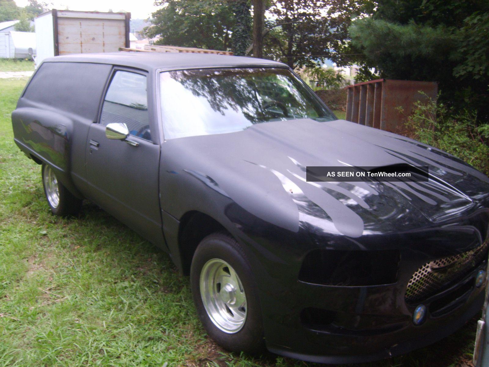 1979 Chevy Malibu Panel Wagon