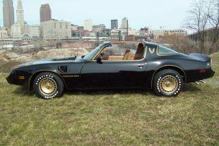 1980 Pontiac Trans - Am Special Edition Ws - 6 Pkg.  301ci.  V - 8 Turbo 48k Phs Documents photo
