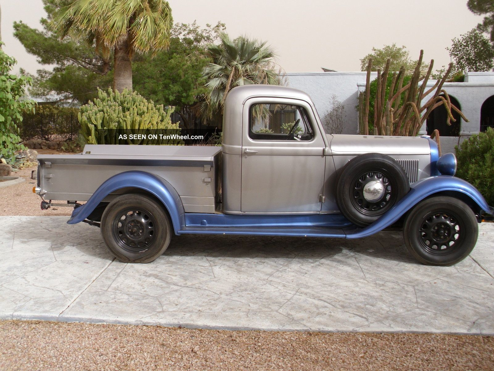 1935 dodge truck serial numbers