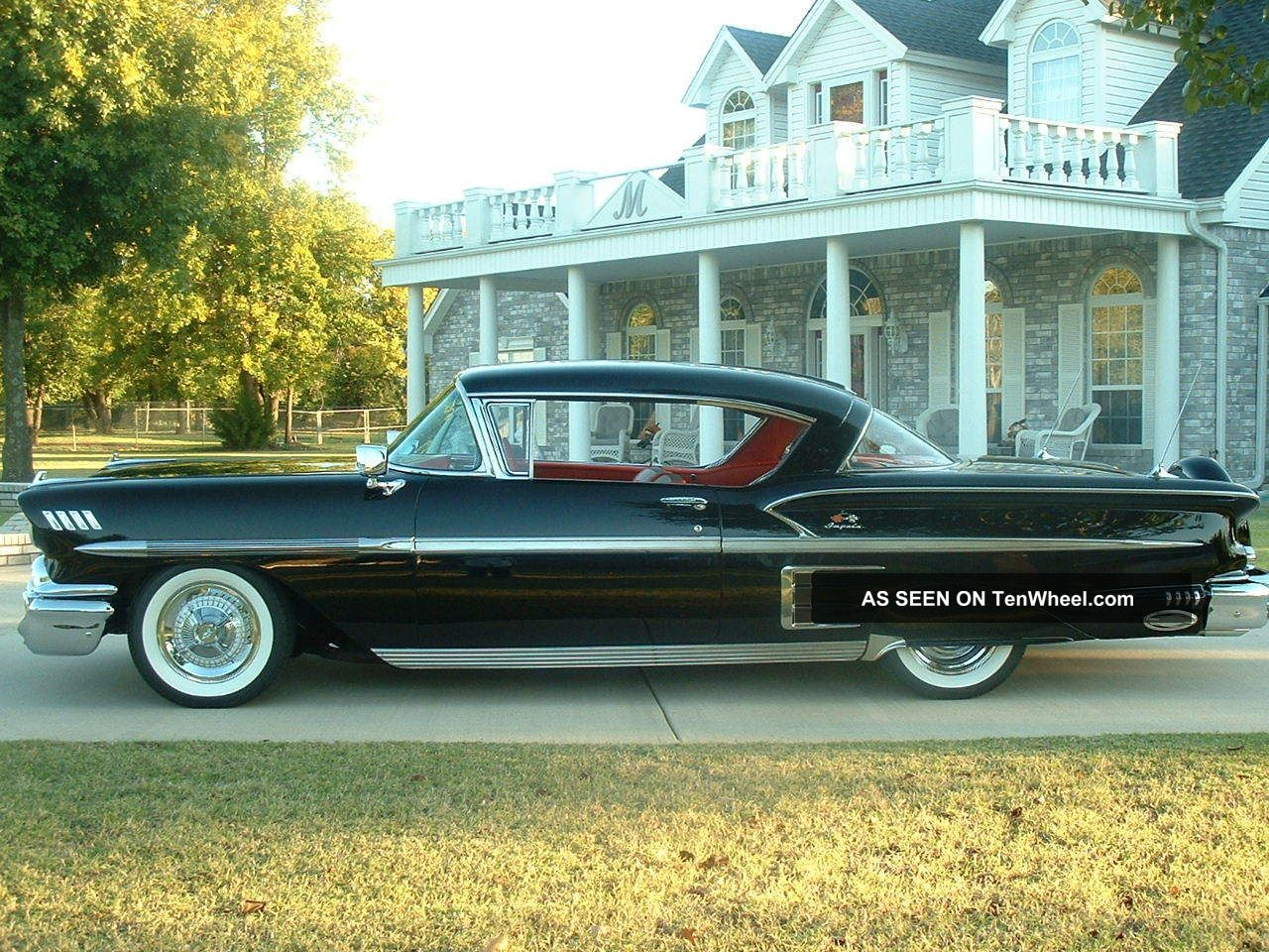 Classic 1958 Chevrolet Impala Impala photo