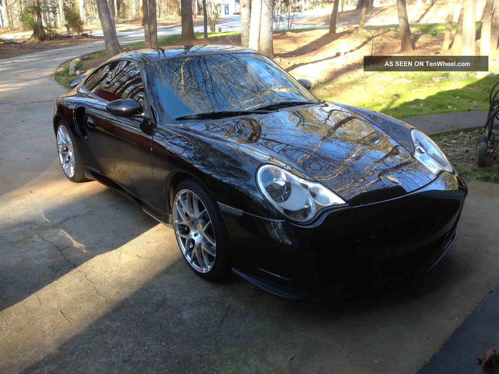 2002 Porsche 911 Turbo,  Porsche 911 Turbo,  Tiptronic,  Porsche,  911,  Turbo 911 photo