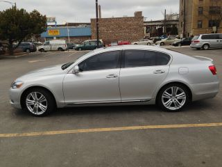 2008 Lexus Gs450h Base Sedan 4 - Door 3.  5l photo