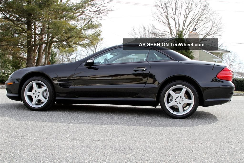 2003 mercedes benz sl500 amg sport package spectacular for Mercedes benz sl500 amg