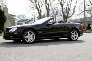 2003 Mercedes Benz Sl500 Amg Sport Package Spectacular Condition photo