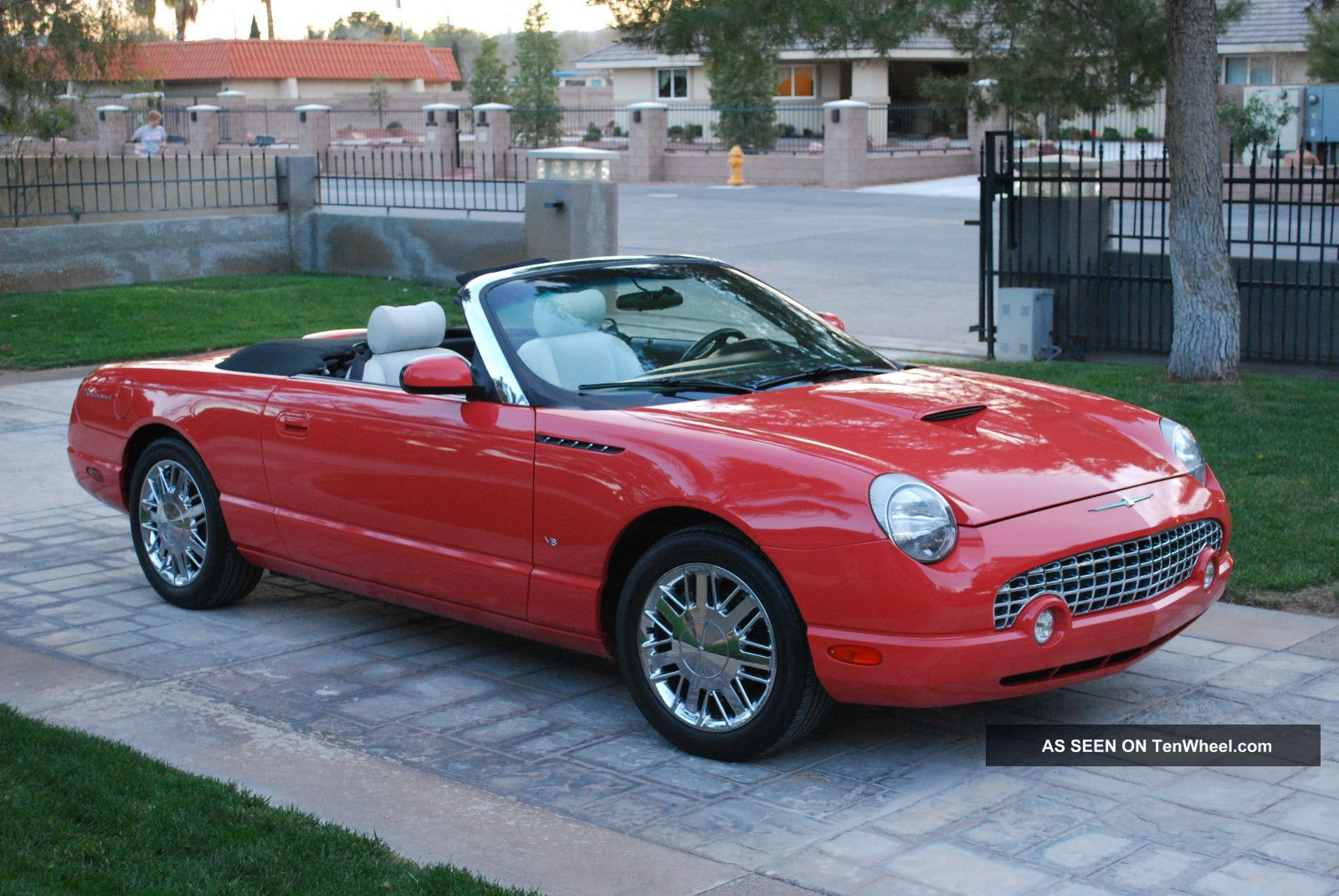 2003 ford thunderbird  quot  007  quot  james bond edition c230 manual transmission for sale c230 manual transmission acceleration smell
